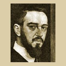 Юон Константин Федорович, автопортрет 1953 г. Третьяковская галерея. Москва.