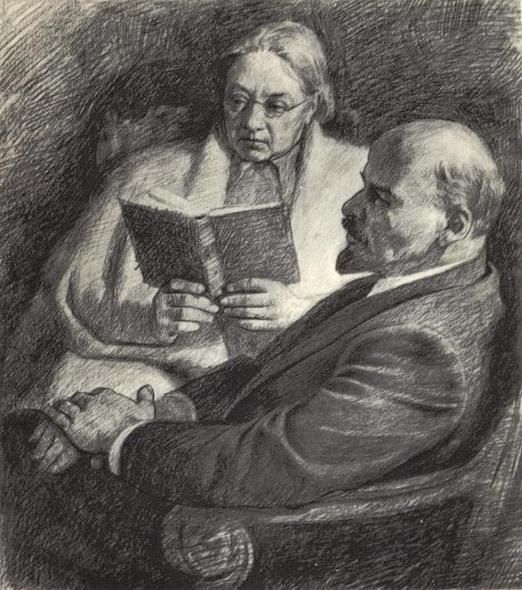 К. Н. Аксенов. Открытка