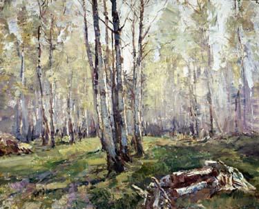 П.Н. Андрианов. Весна