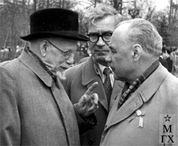 Н.Я. Белянин, 1960 г.
