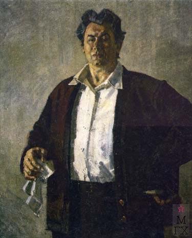 Н.Н. Горлов. Автопортрет