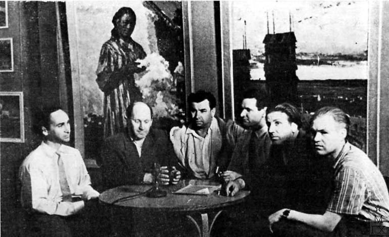 Н.Н. Горлов. Омск. 1963