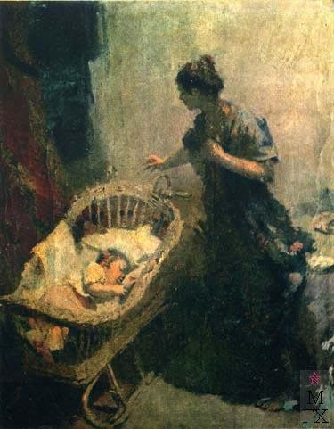 Н.Н. Горлов. Мать