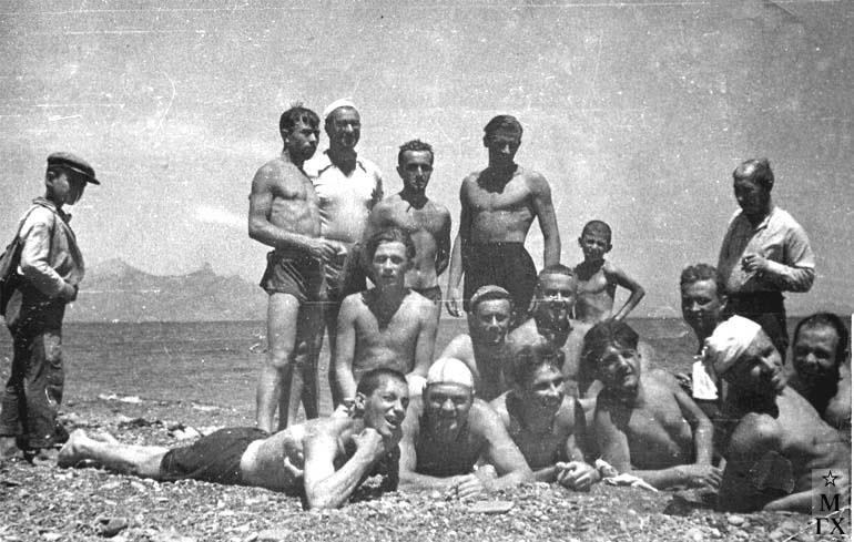 1936 г. Козы, Крым
