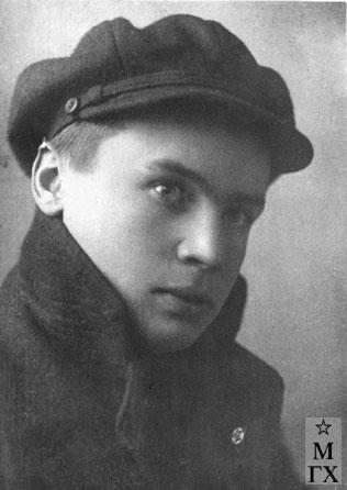 Александр Коробов. 1922 г.