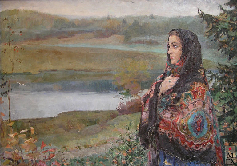 Коробов А. А. Русская сказка. 1952. Х.М. 89х129