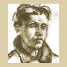 А. В. Самсонов. Портрет А. Крашенинникова. 1934.