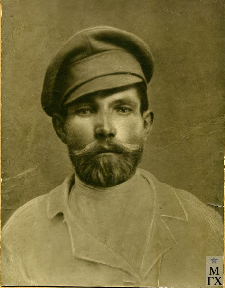 Александр Михайлович Кулагин - отец художника.