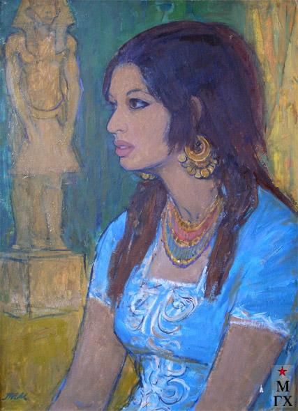 Т.М. Марченко. Египтянка.