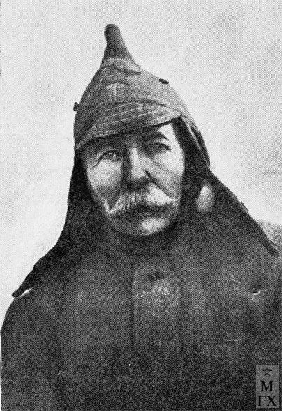Н. С. Самокиш. 1921 г.